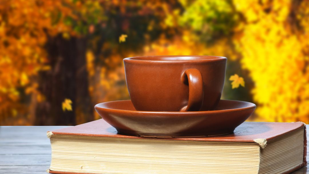 cup,кофе,coffee,books,осень,книга