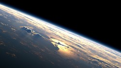 atmosphere,planet,surface