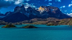 patagonia,chile,Вода