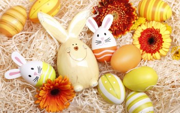 яйца,eggs,happy,spring,decoration,цветы,Easter,Весна