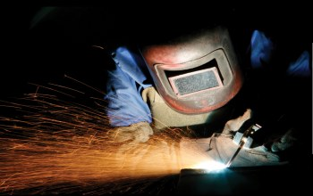 Steel fabrication,electrical arc,personal protective equipment,welding