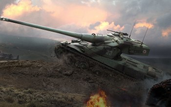 World of tanks,wargaming net,мир танков,wot,wg,amx 50 b