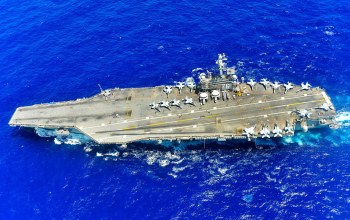 aircraft carrier,Флот,uss ronald reagan (cvn 76),армия,pacific ocean