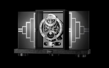design,Art deco clock