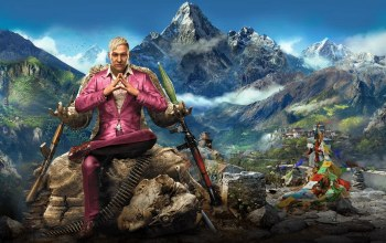 Far cry 4,ubisoft,Облака