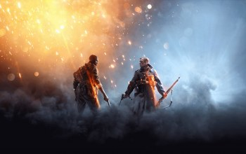Battlefield 1,electronic arts,dice,frostbite,tm,винтовка