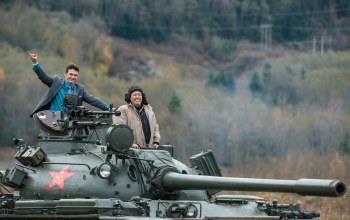 the interview,James franco,randall park
