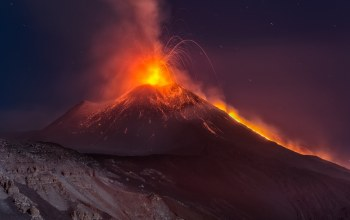 eruption,mountain,sicilia,volcano