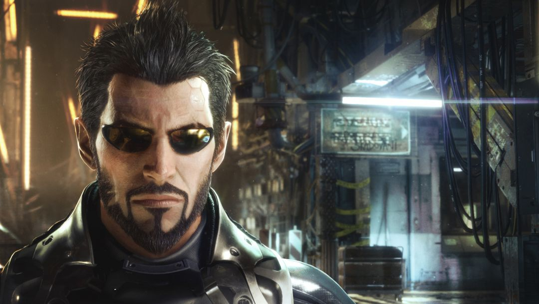 адам дженсен,cyborg,очки,adam jensen,киборг,Deus ex: mankind divided