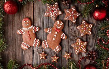 gingerbread,cookies,decoration,Merry,рождество,xmas,christmas