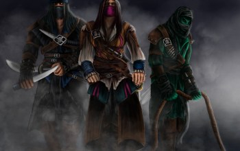 reptile,rain,assassins,Mortal