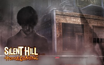 Silent hill,home,coming josh,game