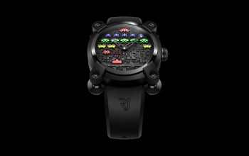 Alien,watches,Romain jerome