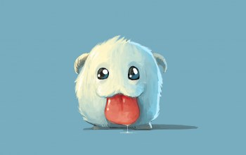league of legends,милашка,Poro