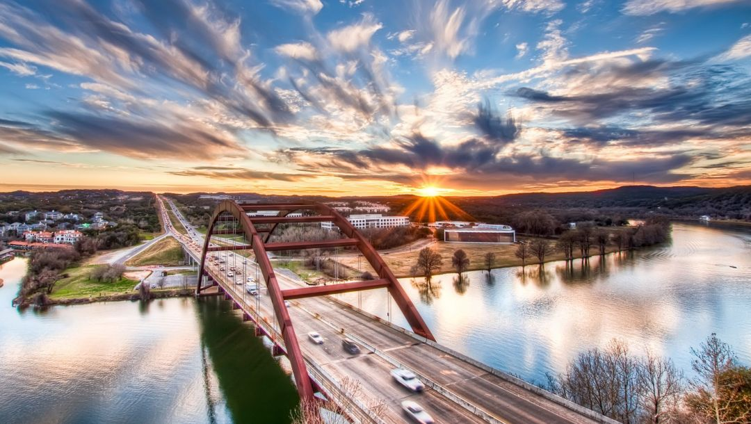 Texas,pennybacker_bridge,loop360_bridge