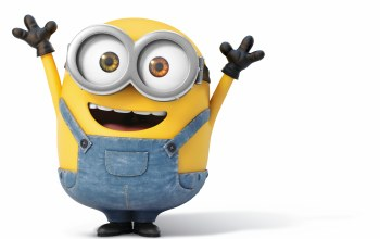 minions,look,happy