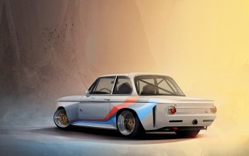 old,3d car,1600,bmw motorsport,Bmw