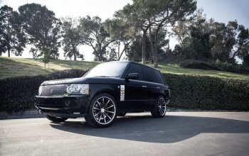 range rover,supercharged