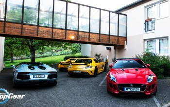 mp4-12c,black series,roadster,Lamborghini,Jaguar,Mclaren