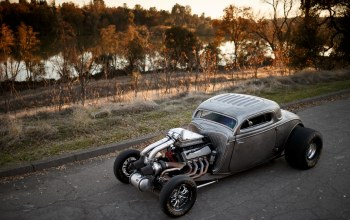 drag car,view from the top,v8,twin turbo,big block,1934