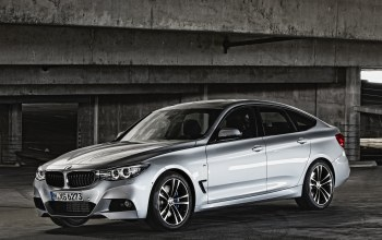 car,Bmw,silver color,gran turismo,m sports package,335i