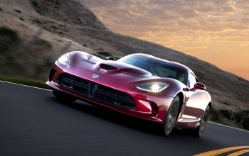 додж,car,dodge viper,2012,обоя,автомобиль,wallapers,Speed,light