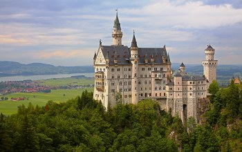 бавария,Neuschwanstein castle,Germany,замок нойшванштайн,Bavaria
