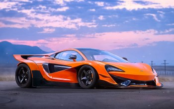by khyzyl saleem,supercar,570s,Mclaren,future,orange,experimental