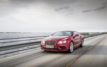 Speed,continental,bentley,континенталь,2015