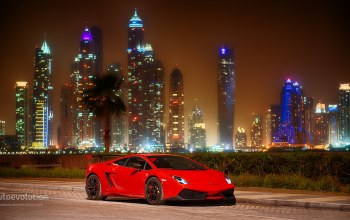 Lamborghini,super trodeo stradale,Red,car