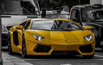 lp640 yellow,car,sport cars,Lamborghini,sport,super car