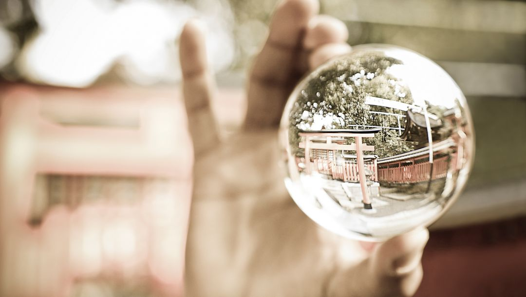 reflection,hand,стекло,шар,Ball,glass