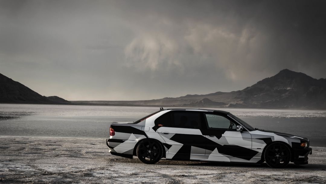 arctic camo,740il,тюнинг,Camo,Bmw,alpina,winter