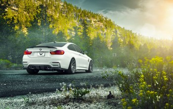 vorsteiner,f82,rear,White,car,v-ff,wheels,Bmw,102