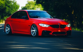 stancenation,f80,M3,car,Red,Bmw,wheels