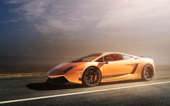 superleggera,orange,Lamborghini