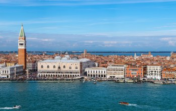 piazza san marco,doges palace,venice,grand canal,st marks campanile,italy,венеция