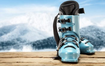 blue,mountains,Ski boots