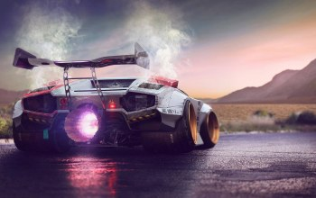 concept,by typerulez,power,countach,engine,fire,jet,Lamborghini