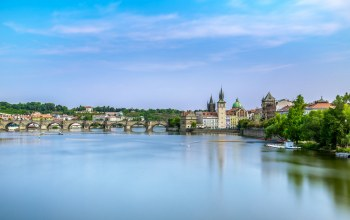 czech republic,Charles bridge,карлов мост,vltava river,prague,чехия
