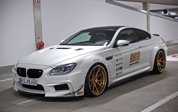 Bmw,f13,6-series,m&d exclusive cardesign,2015