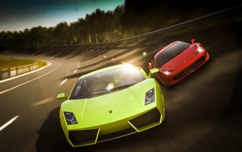 Lamborghini,Red,458,italia,Speed,cars