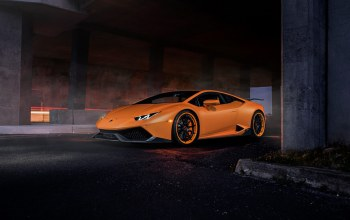 dark,orange,lp610-4,Lamborghini,Color,supercar