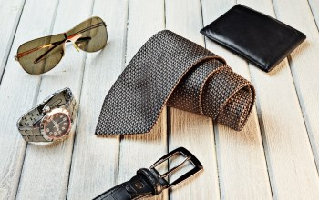 wallet,Watch,tie,belt,sunglasses