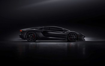 supercar,side,dark,Lamborghini,work