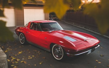 corvette,327,stingray,chevrolet