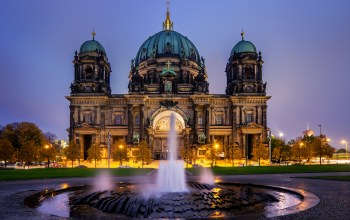 berliner dom,Germany,германия,berlin