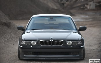 canibeat,Bmw,740il,stance