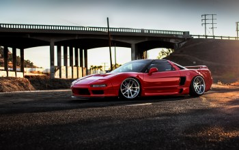 хонда,hq wallpaper,car,nsx,Red