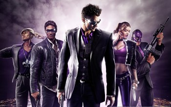 Saints row,the third,Мужики